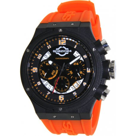 Spazio24 B551 Orange Black