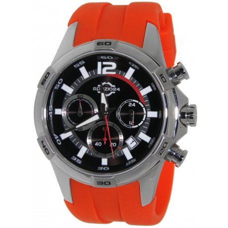 Spazio24 Travel Orange Silver