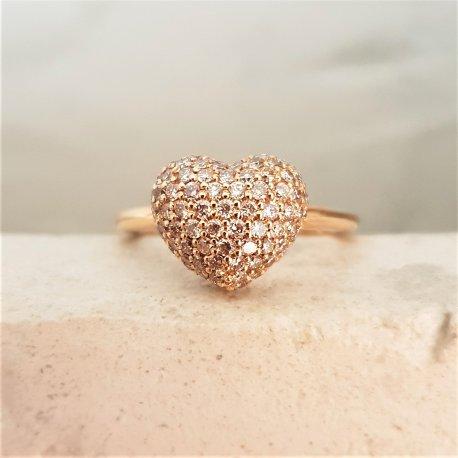 ''HEART'' ring