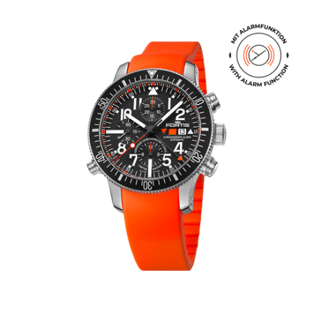 LIMITED TO 300 PIECES  MARINEMASTER ALARM CHRONOGRAPH